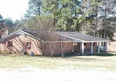 Marshall County, Benton County, Tippah County, Alcorn County, Prentiss County, Tishomingo County Single Family Home For Sale: 951 County Road 500