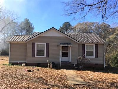 Single Family Home For Sale: 1124 S Clifton St.