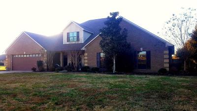 Single Family Home For Sale: 273 County Road 521