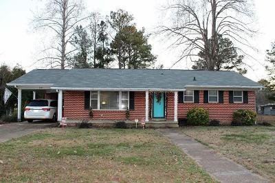 Single Family Home For Sale: 1301 E Bristow Dr.