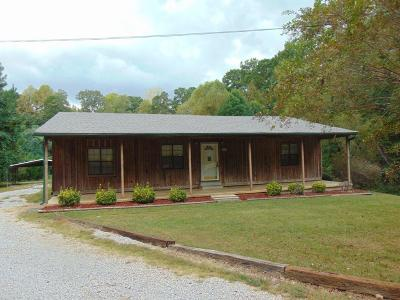 Pontotoc Single Family Home For Sale: 5206 N Ms-9 Hwy