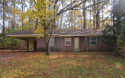 Pontotoc Single Family Home For Sale: 202 Woodale