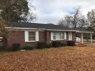Marshall County, Benton County, Tippah County, Alcorn County, Prentiss County, Tishomingo County Single Family Home For Sale: 404 N West St.