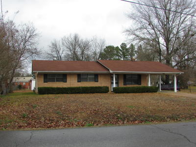 Pontotoc Single Family Home For Sale: 420 W Reynolds St.