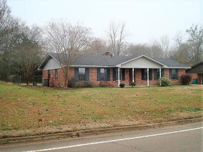 Tupelo Single Family Home For Sale: 1011 Pierce St.