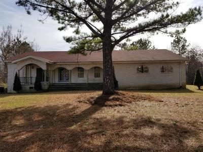 Marshall County, Benton County, Tippah County, Alcorn County, Prentiss County, Tishomingo County Single Family Home For Sale: 77 Pine Ridge Cove