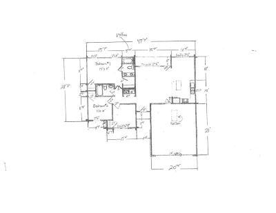 Single Family Home For Sale: 72 Sandpiper (Lot 66) Cv.