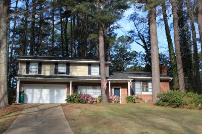 Tupelo MS Single Family Home For Sale: $159,900