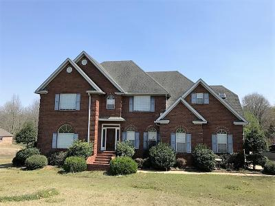 Pontotoc Single Family Home For Sale: 386 Northridge Dr.
