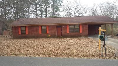 Marshall County, Benton County, Tippah County, Alcorn County, Prentiss County, Tishomingo County Single Family Home For Sale: 105 Terry St.