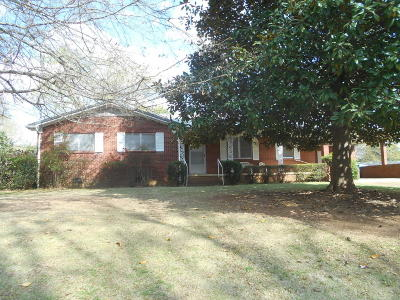 Pontotoc Single Family Home For Sale: 172 Lana St.