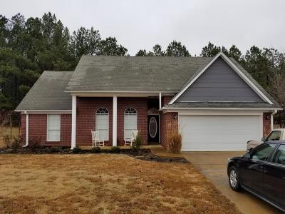Marshall County, Benton County, Tippah County, Alcorn County, Prentiss County, Tishomingo County Single Family Home For Sale: 210 Westover Heights