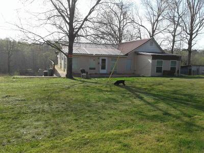 Marshall County, Benton County, Tippah County, Alcorn County, Prentiss County, Tishomingo County Single Family Home For Sale: 20 County Road 330