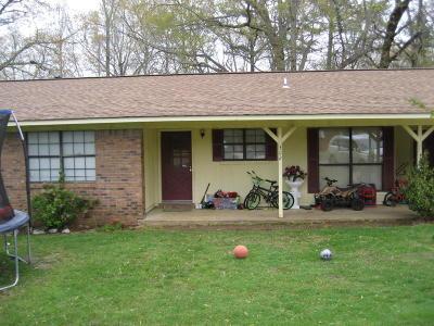 Marshall County, Benton County, Tippah County, Alcorn County, Prentiss County, Tishomingo County Single Family Home For Sale: 302 Booker Avenue