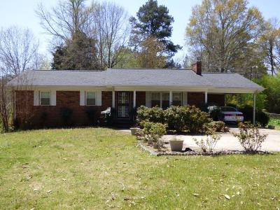 Marshall County, Benton County, Tippah County, Alcorn County, Prentiss County, Tishomingo County Single Family Home For Sale: 201 W Franks Road