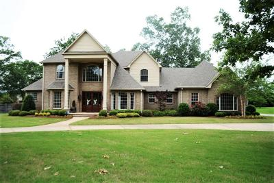Tupelo Single Family Home For Sale: 1531 Sunflower County Road .