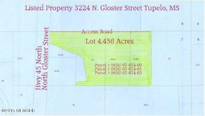 Residential Lots & Land For Sale: 3224 N Gloster St.