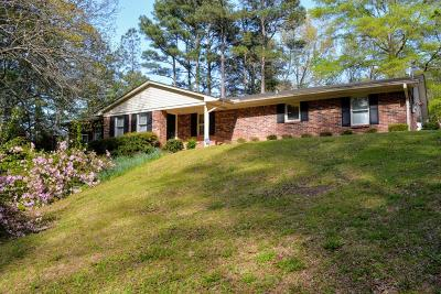 Tupelo MS Single Family Home For Sale: $198,500