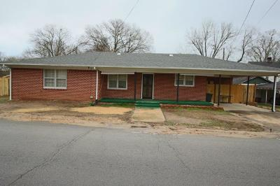 Marshall County, Benton County, Tippah County, Alcorn County, Prentiss County, Tishomingo County Single Family Home For Sale: 106 N Aberdeen St.