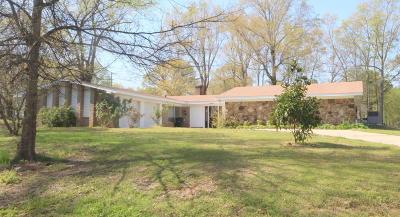 Marshall County, Benton County, Tippah County, Alcorn County, Prentiss County, Tishomingo County Single Family Home For Sale: 1310 Carrollville Ave.