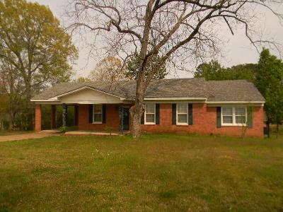 Marshall County, Benton County, Tippah County, Alcorn County, Prentiss County, Tishomingo County Single Family Home For Sale: 108 6th St.