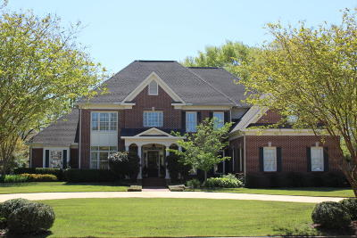 Tupelo Single Family Home For Sale: 1711 Sunflower County Road .