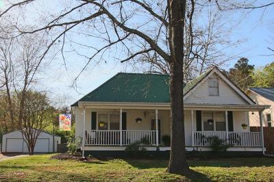 Marshall County, Benton County, Tippah County, Alcorn County, Prentiss County, Tishomingo County Single Family Home For Sale: 701 N Pearl St.