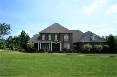 Tupelo Single Family Home For Sale: 1418 Charleston Gardens Dr.