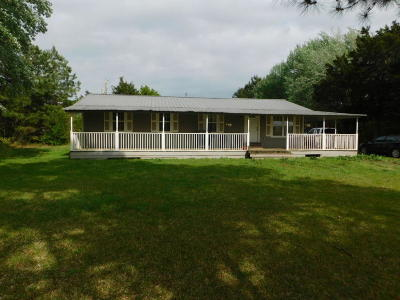 Pontotoc Single Family Home For Sale: 977 Cossey