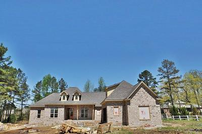 Tupelo MS Single Family Home For Sale: $389,900