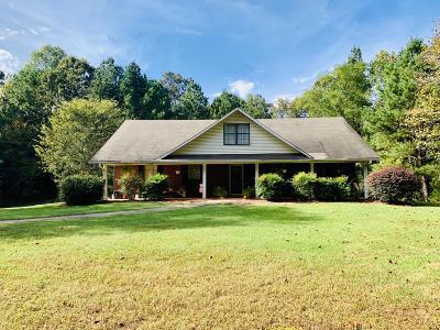 Pontotoc Single Family Home For Sale: 2635 E Veterans Hwy