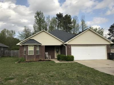 Lee County Single Family Home For Sale: 103 Brian County Road .
