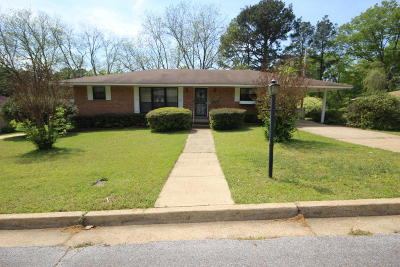 Lee County Single Family Home For Sale: 213 Enoch St.