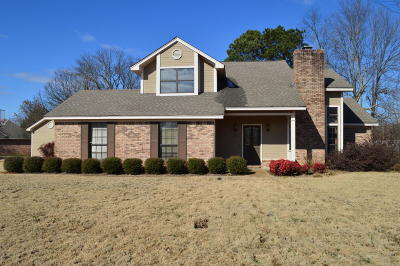 Tupelo MS Single Family Home For Sale: $187,000