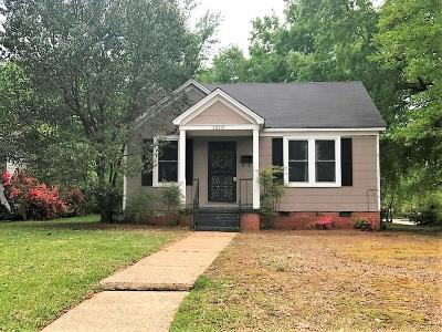 Lee County Single Family Home For Sale: 1213 Marshall St.