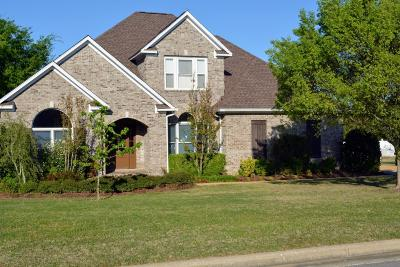 Lee County Single Family Home For Sale: 1525 Morning Glory County Road .