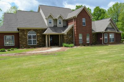 Lee County Single Family Home For Sale: 144 Major County Road .