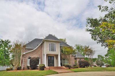 Lee County Single Family Home For Sale: 1621 Larkspur County Road .