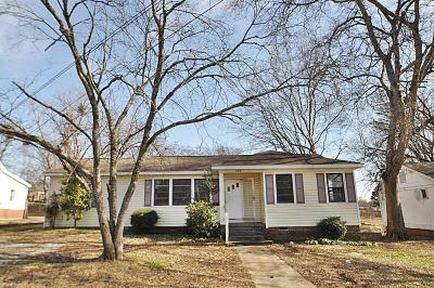 Tupelo MS Single Family Home For Sale: $42,000