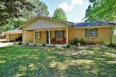 Single Family Home For Sale: 2473 Barnes Crossing Road
