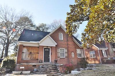Tupelo Single Family Home For Sale: 513 Magnolia Dr.