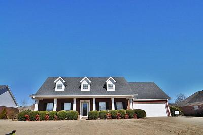 Tupelo MS Single Family Home For Sale: $219,000