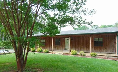 Pontotoc Single Family Home For Sale: 5206 Hwy 9 N