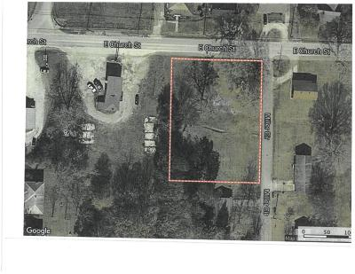 Residential Lots & Land For Sale: 1207 E Church St.