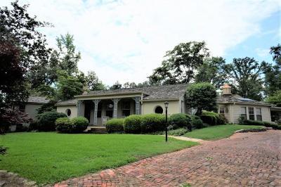 Tupelo Single Family Home For Sale: 1201 Belledeer Dr.