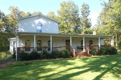 Pontotoc Single Family Home For Sale: 5240 Hwy 9 North