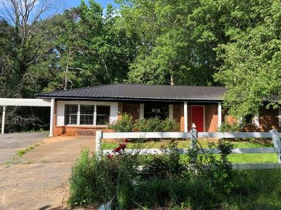 Single Family Home For Sale: 346 County Road 17