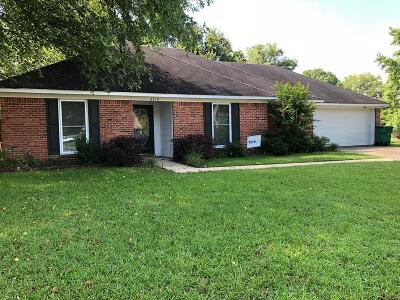 Tupelo Single Family Home For Sale: 2319 Camelot County Road .