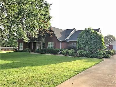 Pontotoc Single Family Home For Sale: 191 Water St.