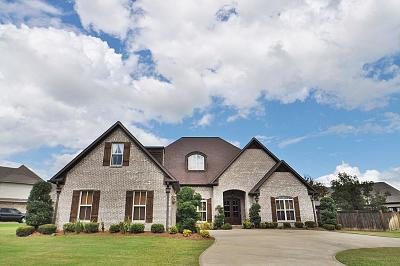 Lee County Single Family Home For Sale: 4333 Meadow County Road .